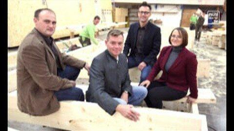 35 Jahre Buchner Holzbaumeister
