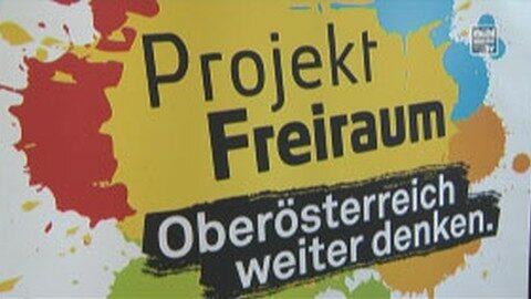 """Projekt """"Freiraum"""" auf der Speckalm Bad Kreuzen"""