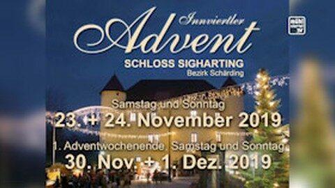 Ankündigung Innviertler Advent