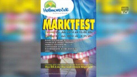 Ankündigung Marktfest Hellmonsödt 2014