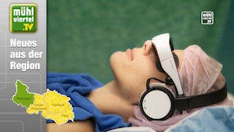 Videobrille lenkt PatientInnen von ihrer Operation ab