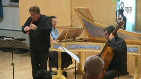 Eröffnung Kulturtage in Alberndorf