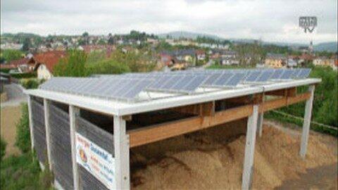 In St. Georgen/Gusen entsteht die größte Photovoltaikanlage im Bezirk Perg