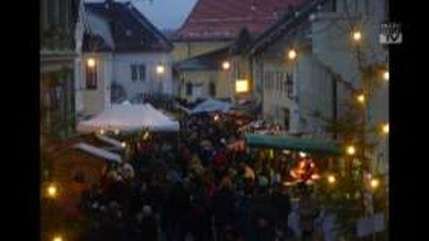 Ankündigung Weihnachtsmarkt Neufelden
