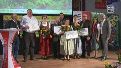 Auftakt der Gartenlandtour in Freistadt