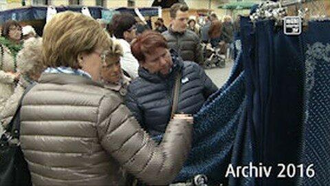 Rückblick: Färbermarkt in Gutau 2016
