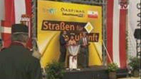Spatenstich S10 Umfahrung Freistadt