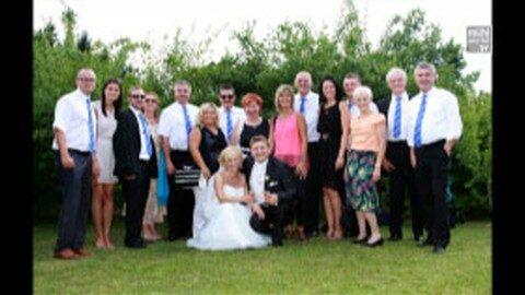 Hochzeit des amtierenden Prinzenpaares Perg 2014