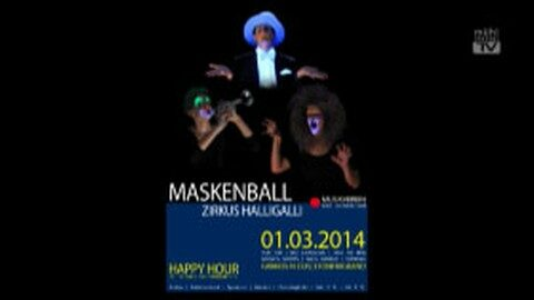 Ankündigung Maskenball in Bad Leonfelden