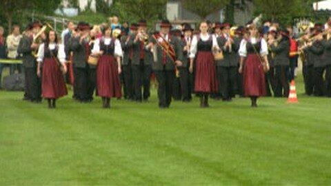 Bezirksmusikfest 2014 in Schönau im Mühlkreis