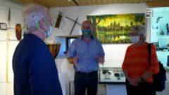 Sonderausstellung Reiseandenken aus aller Welt in Hirschbach