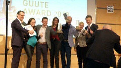 Frühlingsempfang der WKO UU u. GUUTE-Award Verleihung 2018