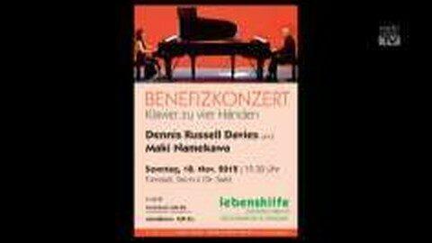 """Anküdigung Konzert """"Klavier zu vier Händen"""" – Lebenshilfe Freistadt"""