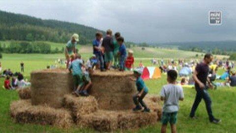 Familienpicknick in Leopoldschlag 2016