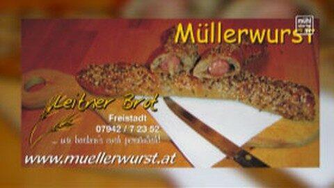 Spot Müller-Wurst aus Freistadt