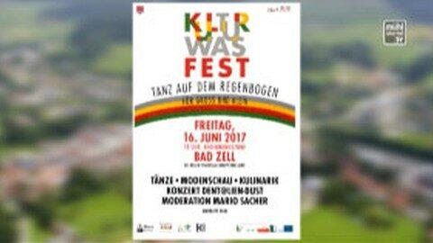 """Ankündigung: Kulturwochen in Bad Zell """"KulTUrWAS"""": Tanz auf dem Regenbogen & Gusto Italiano"""