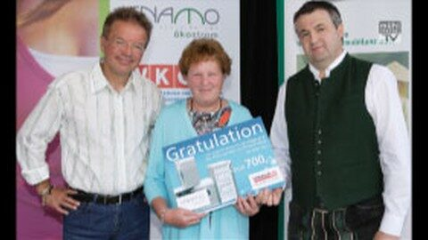 Klimabilanz-Gewinnspiel: Gewinnerin aus dem Bezirk Freistadt