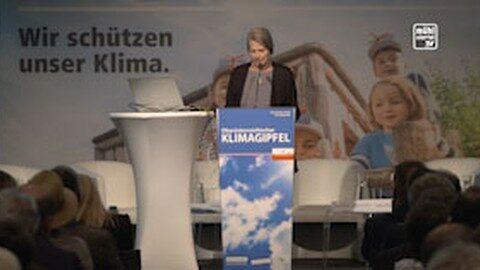 OÖ Klimagipfel im Linzer Schlossmuseum