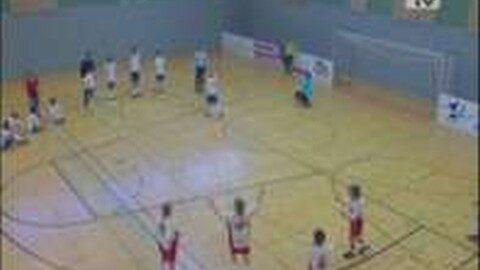 Nachwuchs-Hallenfußballturnier in Bad Leonfelden