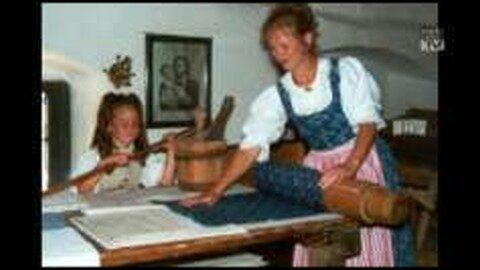 Färbermuseum feiert 30.Geburtstag