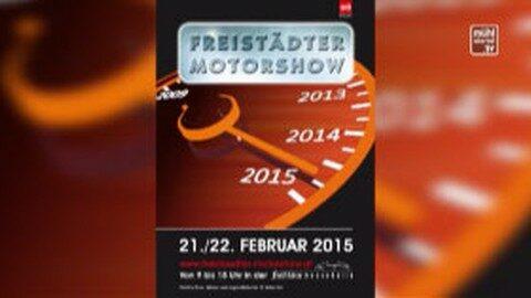 Ankündigung Motorshow Freistadt