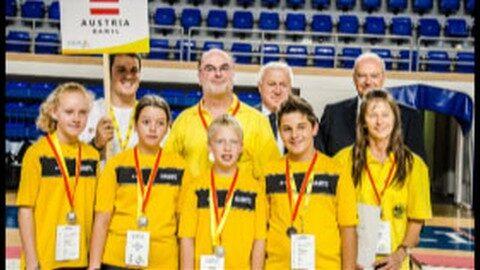 ÖAMTC-Schulteam aus St. Martin belegte Top-Platzierung beim Radfahr-Europawettbewerb