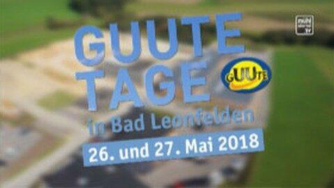 GUUTE-Tage in Bad Leonfelden