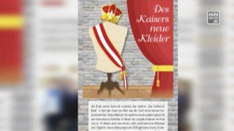 Ankündigung: Burgfestspiele Reichenau – Des Kaisers neue Kleider – Theater für Kinder