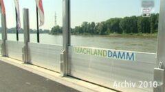 Rückblick: Eröffnung Machlanddamm vor 10 Jahren