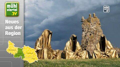 """""""Die Wächter der Zeit"""" machen Rast auf der Burg Waxenberg"""