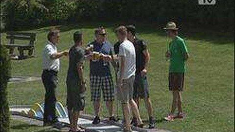 Das legendäre Mini-Golf-Turnier in Pregarten