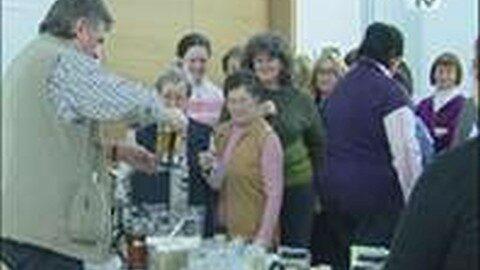 Teezeit in Haibach
