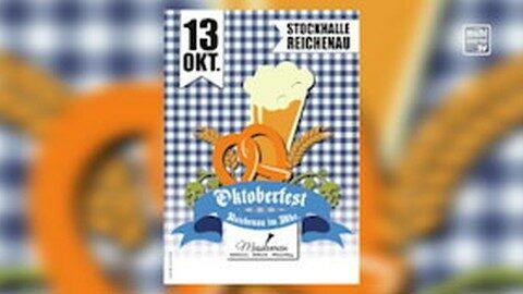 Ankündigung Oktoberfest Reichenau