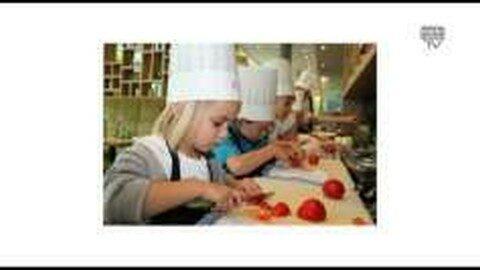 Ankündigung Gramastettner Gemüseschnitzeljagd mit Kinderkochkurs