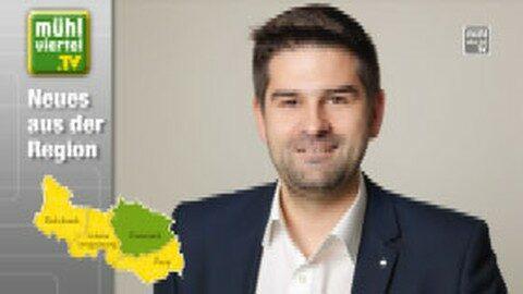 Karrieresprung für Schwertberger Wolfgang Aigner