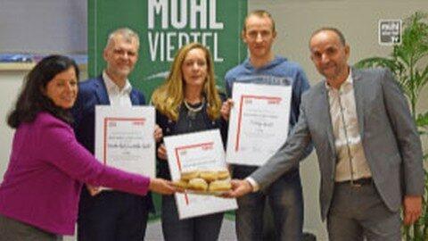 Bäckerei Pils gewinnt Krapfenprämierung im Bezirk Freistadt