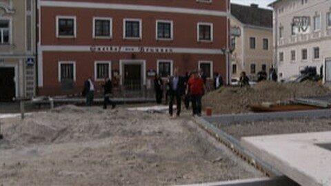 Neues Ortszentrum für St. Martin im Mühlkreis