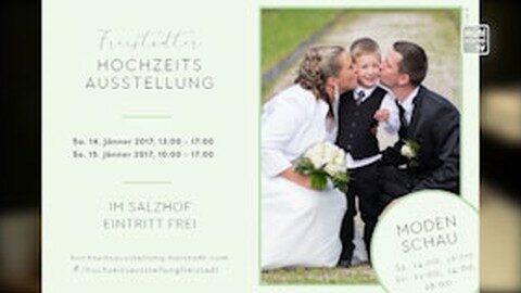 Ankündigung Hochzeitsmesse Freistadt