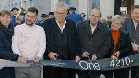Eröffnung ONE in Gallneukirchen