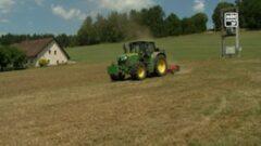 Umfrage über Trockenheit und Schädlinge im Bezirk Rohrbach