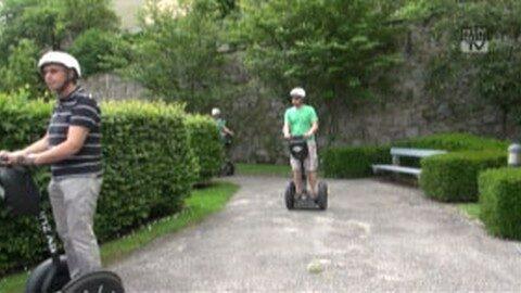 Segwayfahren in Freistadt
