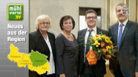 Mag. Michael Lindner neuer SPÖ Landtagsabgeordneter