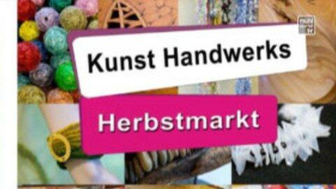Ankündigung Herbstmarkt in Schönau