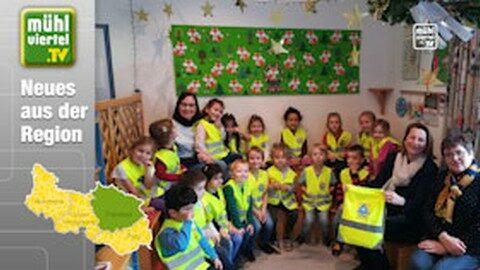 Freistadt ist bei der Kinderbetreuung 1A