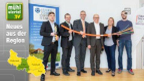 Leader-Region Sterngartl für Breitbandausbau