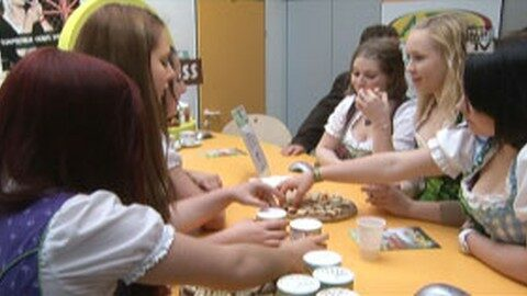 Genusslandtag in der Berufsschule Rohrbach