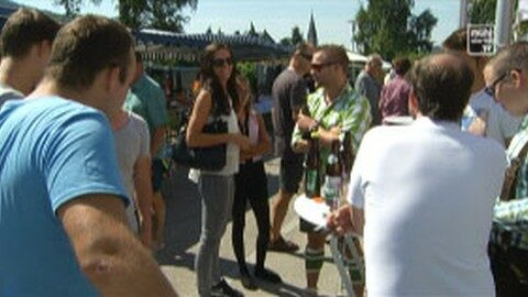 Marktfest in St. Oswald bei Freistadt