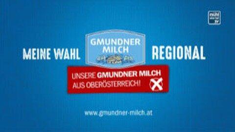 Spot Gmundner Milch