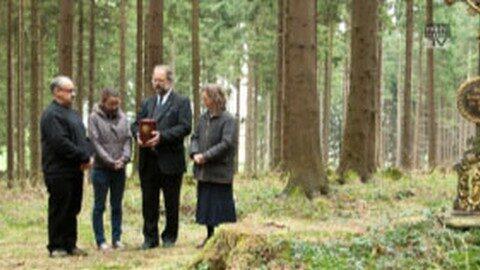 """""""Thanruh"""" – Der erste Urnenforst Oberösterreichs in Pfarrkirchen"""
