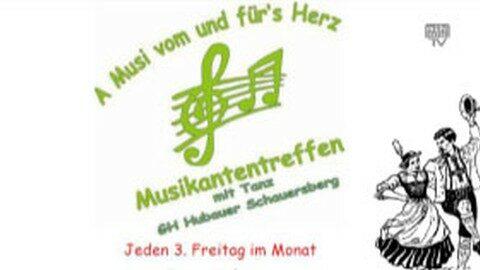 Ankündigung Musikantentreffen in Thalheim bei Wels
